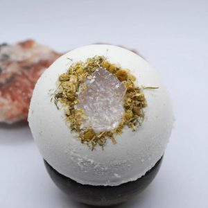 CBD Crystal Bath Bomb
